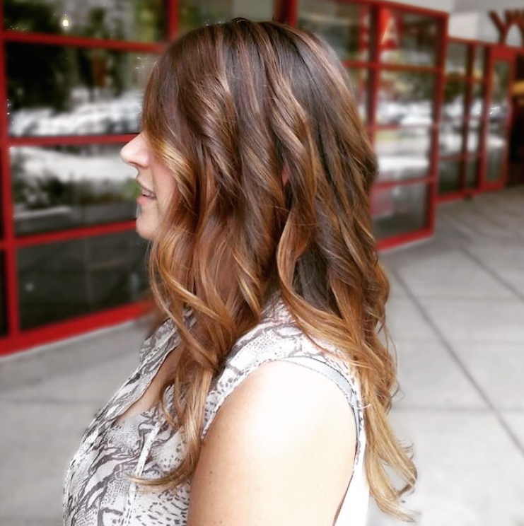 Trios Aveda The New Hair Color Trends
